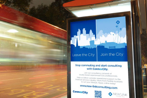 new link consulting connexcity billboard advertising